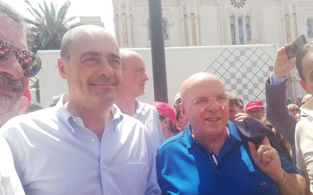 Regionali, l'unità è nelle mani di Oliverio Sostegno a Callipo? Il governatore: «L'appello del Segretario non mi lascia indifferente»