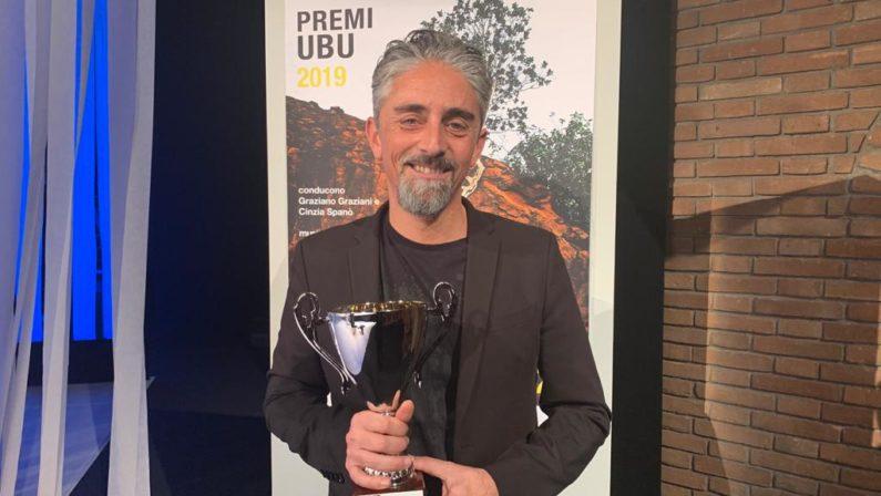 Pisano (Primavera dei Teatri) e Westkemper (Lo Psicopompo): due premi Ubu per Scena Verticale