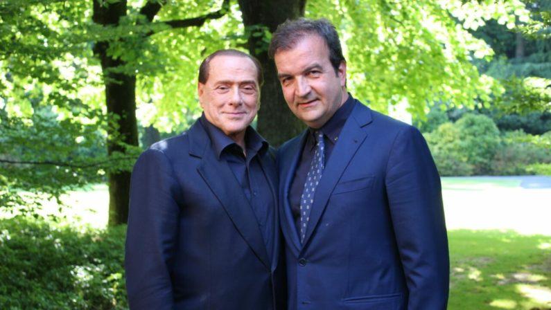 Regionali, Berlusconiagli Occhiuto: «Sareste stati grandi governatorima ha prevalso l'unità del centrodestra», loro: «Valutiamo cosa fare»