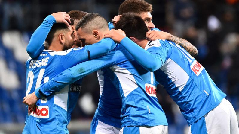 Anticipazioni Napoli - Juventus