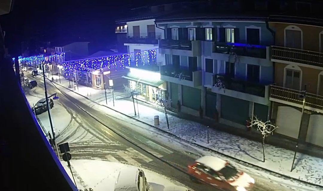 Nevica in Sila, sospiro di sollievo per gli operatori turistici