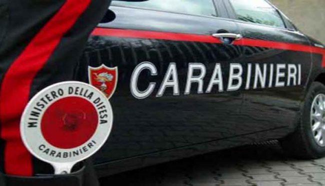Una pistola e vari tipi di munizioni in un'autorimessa del Vibonese: tre arresti