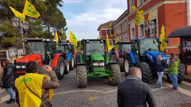 Benevento: 250 trattori a Pietrelcina per la Festa del Ringraziamento