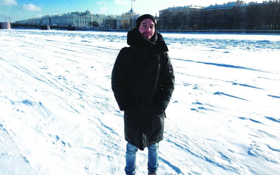 Calabria-Russia andata e ritorno:  la vita di Eugenio a San Pietroburgo per insegnare Italiano