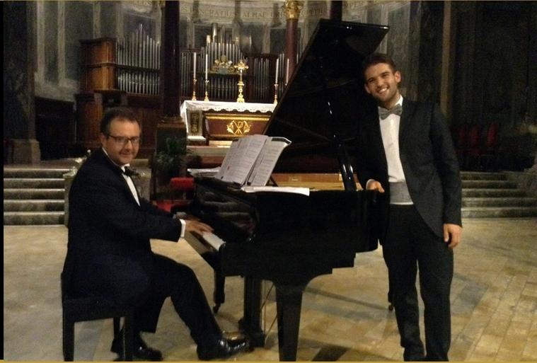 """""""Nostalgia"""": un nuovo album, e un concerto, per il compositore Francesco Perri VIDEO"""