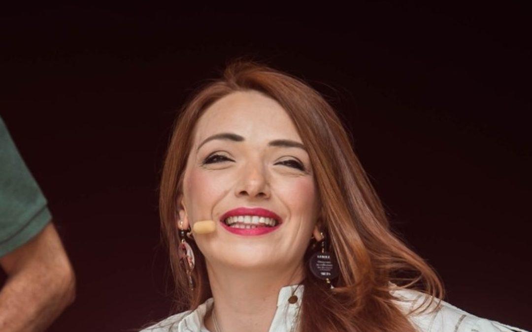 Jasmine Cristallo, leader del movimento delle Sardine in Calabria