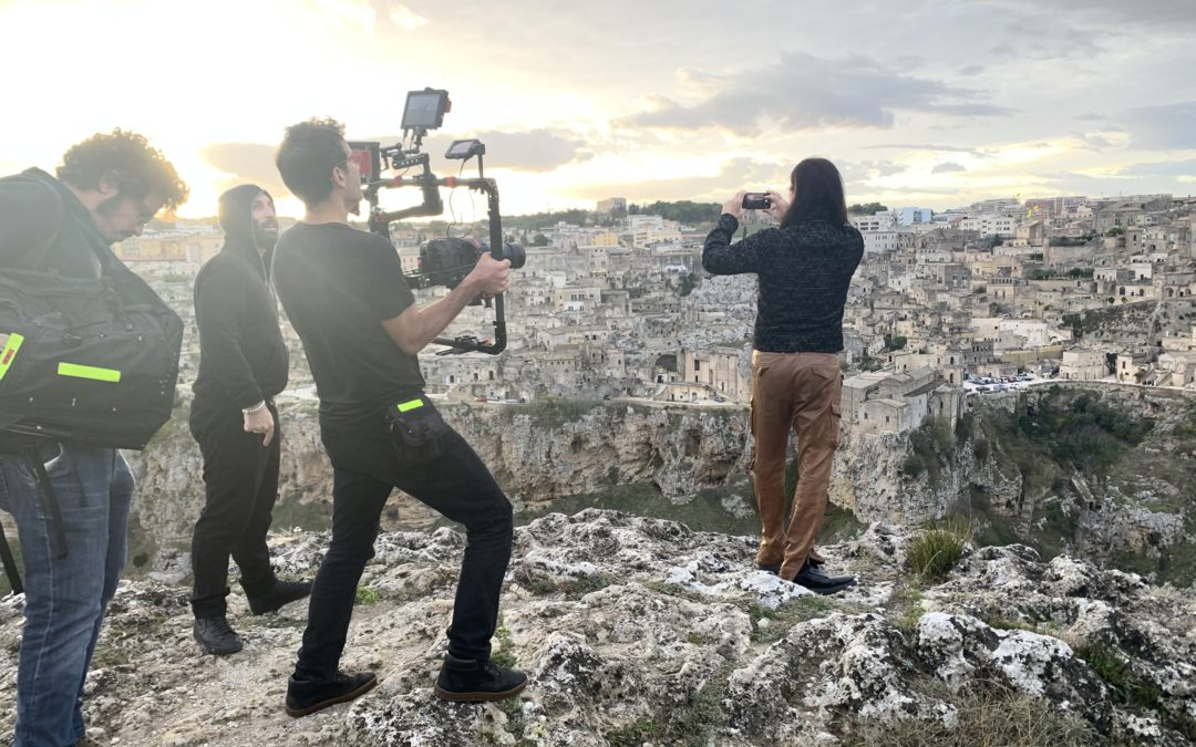 Matera saluta il 2019 da Capitale europea