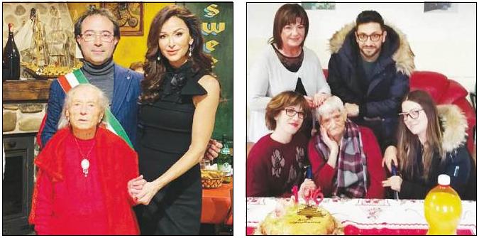 Il Natale lucano della longevità: la festa nelle feste di Natalina e Mariuccia