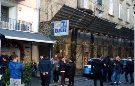 Omicidio nel bar: sacerdoti Portici, è un anti-presepe