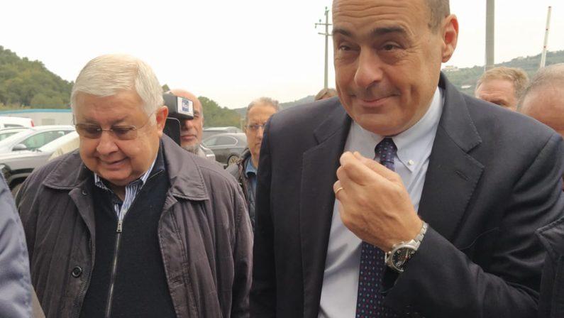 Regionali, Zingaretti, Graziano e Oddati scrivono agli iscritti Pd: «Callipo imprenditore che vince e non si arrende»