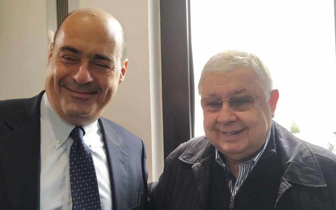 Il Pd chiude la campagna elettorale in Calabria. Zingaretti sarà il 24 gennaio all'Unical e a Reggio