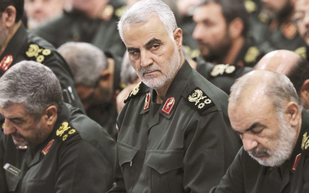 Il generale iraniano Qassem Soleimani