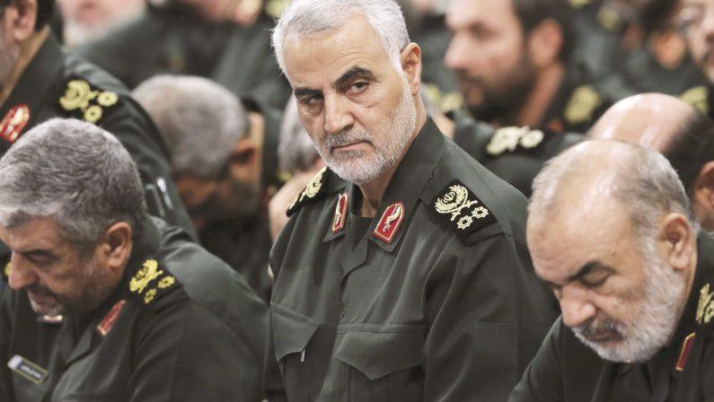 OBIETTIVO: DESTABILIZZAZIONE PERMANENTE ECCO PERCHÉ TRUMP FA GUERRA ALL'IRAN