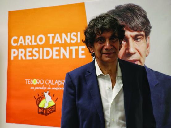 Calabria verso il voto regionale  A sorpresa è Tansi il più social