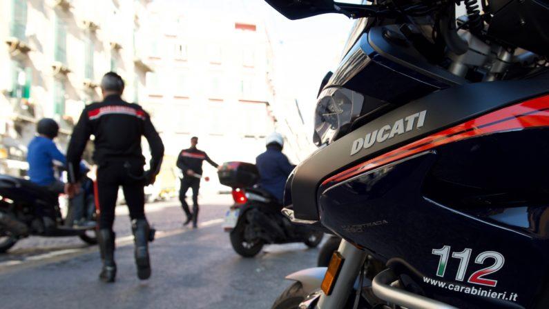 Napoli e provincia: Weekend di controlli serrati dei carabinieri