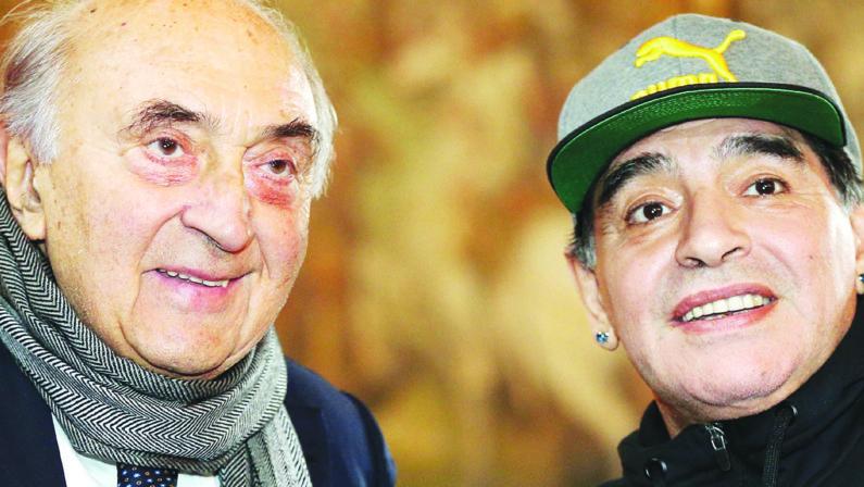 Corrado Ferlaino: «Così nacque il Napoli tricolore»