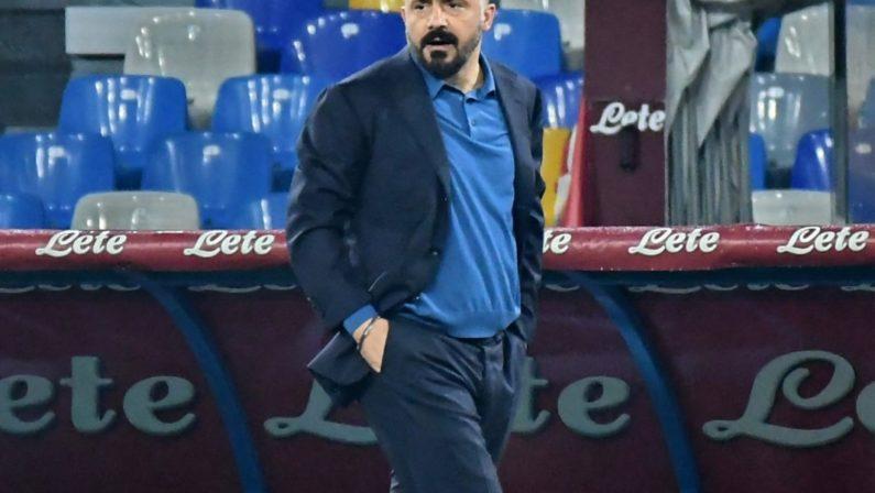 Calcio Napoli/ Gattuso pittore! Toro, squadra a pennello...