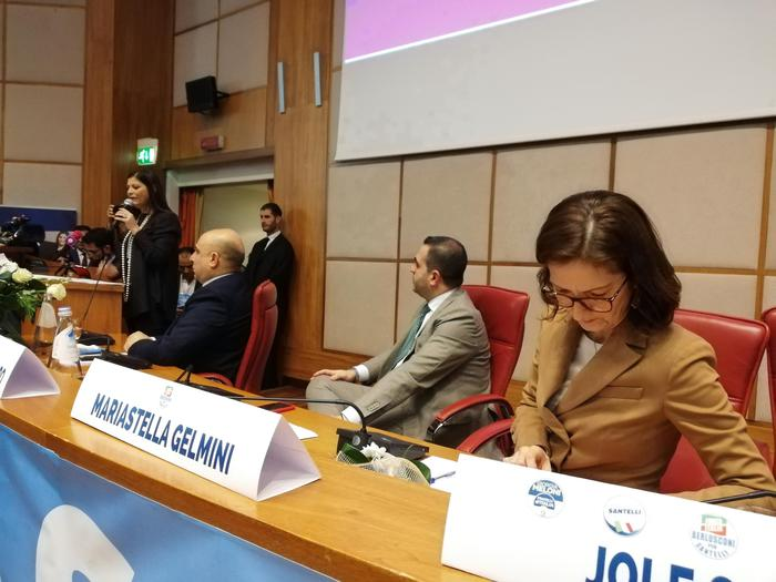 Gelmini a Reggio Calabria: «Santelli e la sua squadra sono inattaccabili»