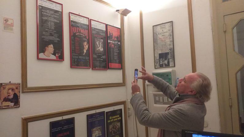 Teatro, Geppi Gleijeses sferza Cosenza: «Dovete pretendere un Rendano all'altezza»
