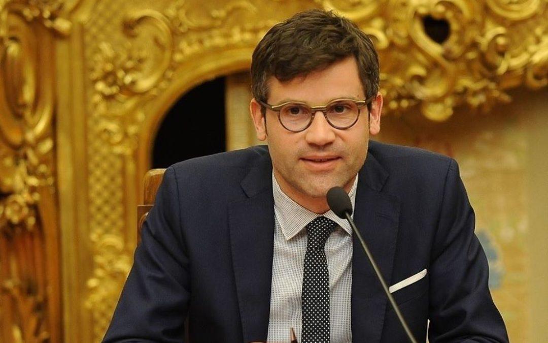 Gianluca Rospi è stato eletto in Basilicata nel Movimento 5 Stelle