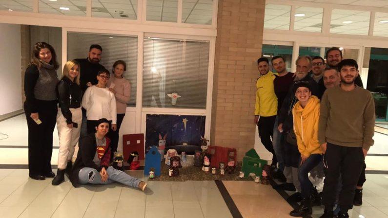 I volontari dell'Associazione Culturale Alvanite al fianco dei pazienti dell'Hospice di Solofra