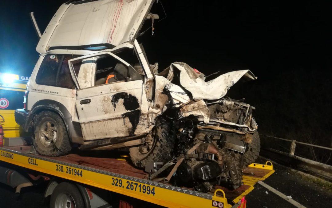 FOTO – Le immagini del tragico incidente stradale di Melicucco
