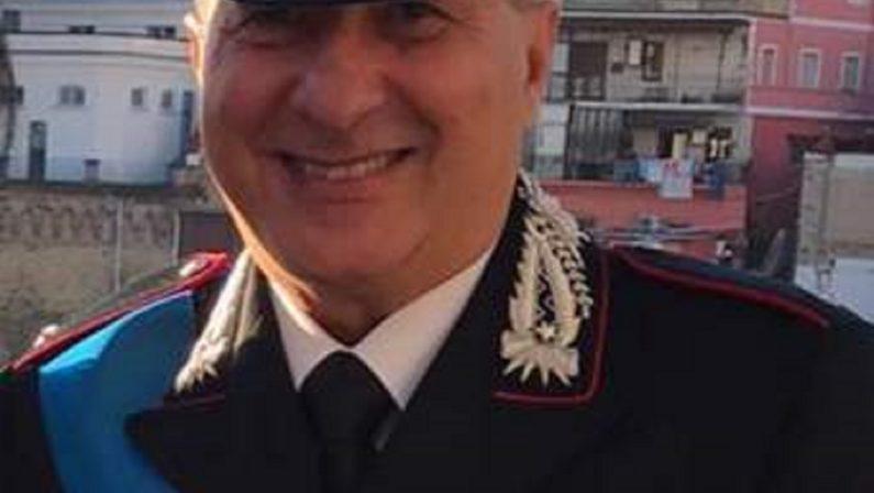 Lo Cascio nuovo comandante della sezione operativa dei Carabinieri di Avellino