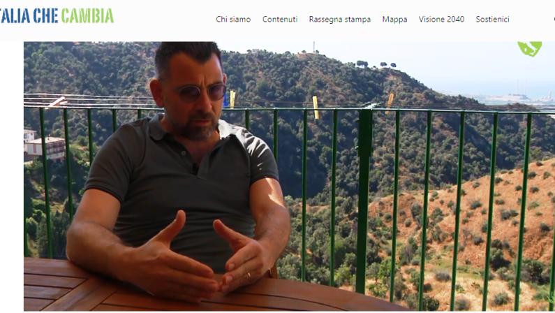 La verarivoluzione? È restare in Calabria Montesanto protagonista diItaliache cambia
