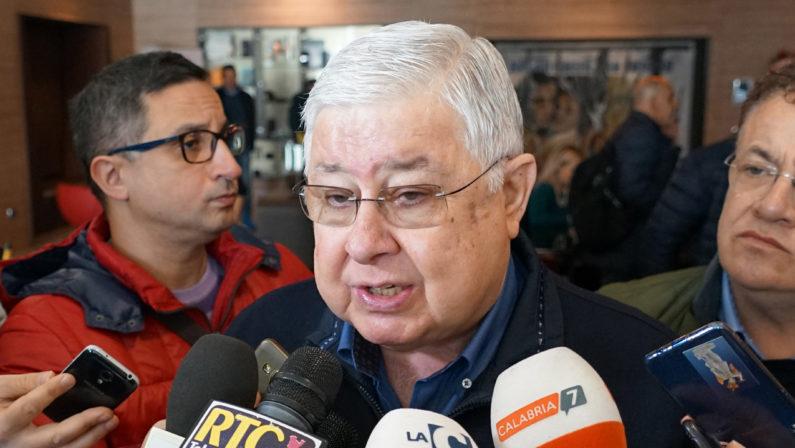 Callipo attacca Santelli e Gelmini: «Nel centrodestra i transfughi in cerca di poltrone della sinistra»