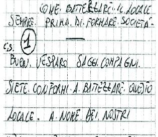 Operazione Rinascita Scott, tra le carte dell'inchiesta anche i pizzini con i riti di affiliazione alla 'ndragheta