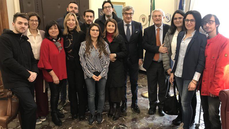 Siglata convenzione per tirocini formativi tra Unifortunato e la Prefettura di Benevento