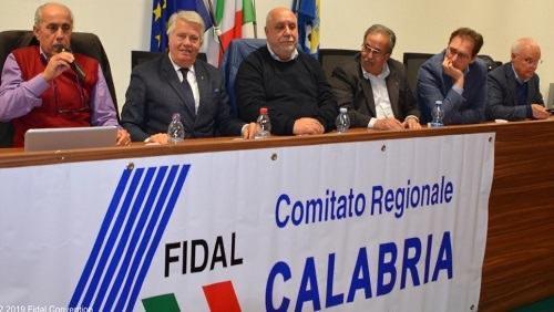 L'atletica calabrese premia le sue eccellenze alla Cittadella regionale