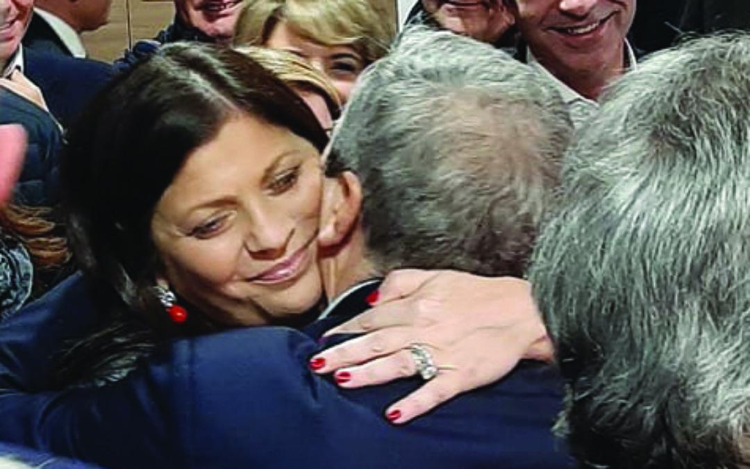 Elezioni, Jole Santelli prima donna presidente della Regione Calabria