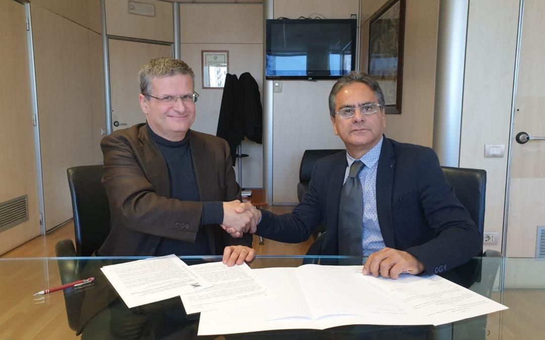 ARPAC- C.U.G.RI, firmato  accordo sulla previsione e prevenzione dei Grandi Rischi