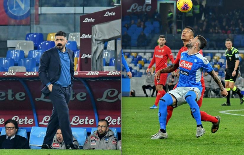 Napoli calcio: ko su tutti i fronti