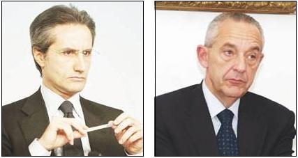 L'omaggio di Caldoro e De Luca Del Basso de Caro ad Hammamet