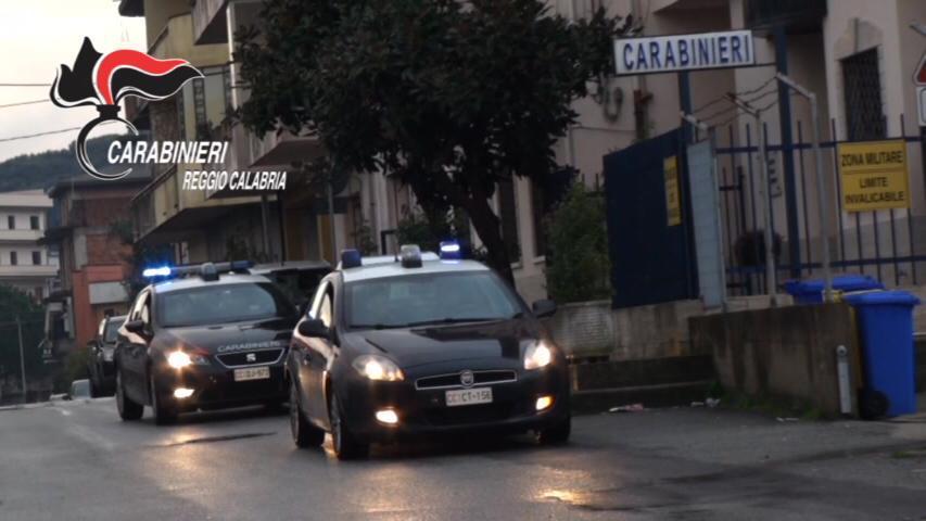 I carabinieri di Gioia Tauro