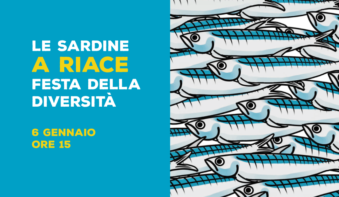 Sardine, appuntamento a Riace il 6 gennaio