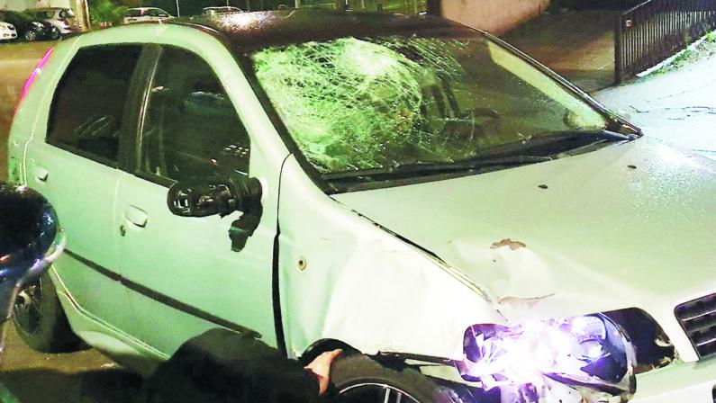 Si aggravano le accuse a Laspagnoletta per la morte di Tucciariello Spunta manovra killer: «Ha lanciato l'auto per vendicarsi»