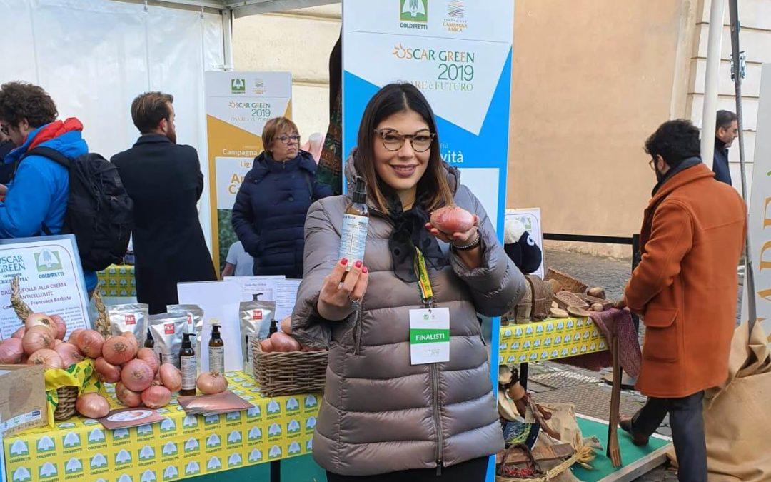 Oscar Green: dalla Campania la crema anticellulite alla cipolla ramata di Montoro