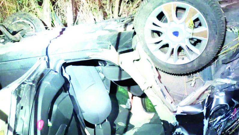 Auto finisce fuori strada a Ferrandina, grave un 23enne