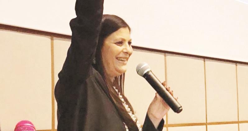 Verso le regionali, Santelli: «A spingermi è l'entusiasmo dei calabresi»