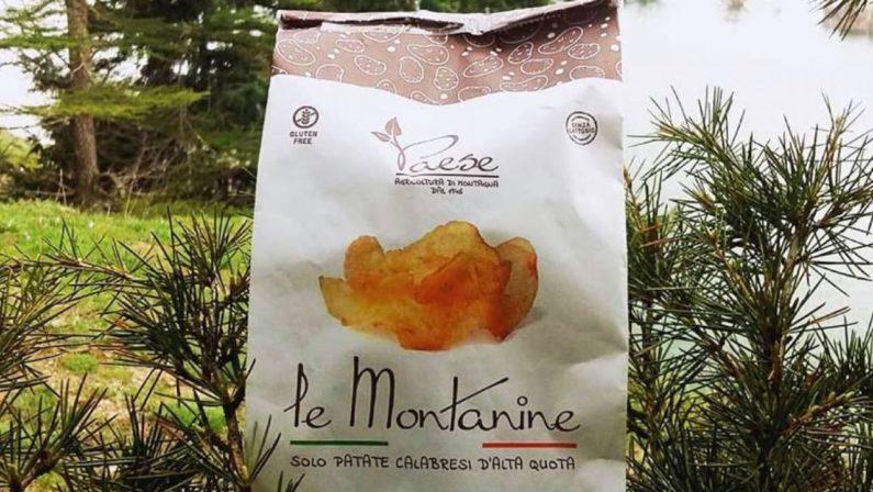 Le patatine silane sono diventate un successo, piace l'idea imprenditoriale