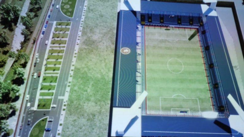 Potenza, il governatore Bardi scettico sul nuovo stadio