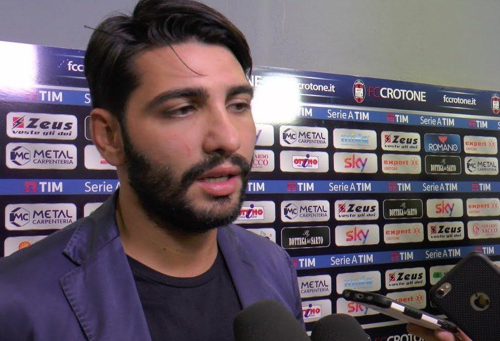 Serie B, polemiche dopo il derby tra Cosenza e Crotone, squalifica fino a marzo per Vrenna