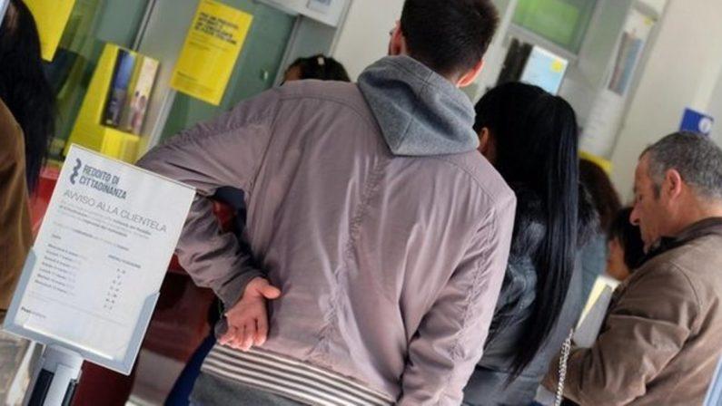In carcere ma con reddito di cittadinanza, 30enne avellinese denunciato