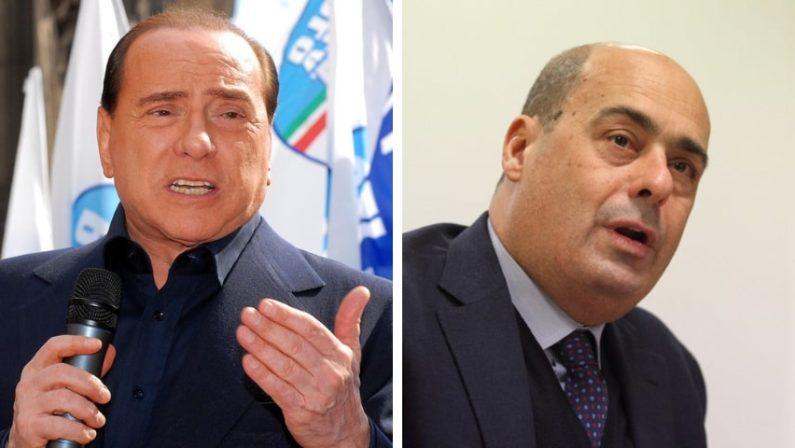 Elezioni regionali, arrivano i big in Calabria: da Berlusconi a Zingaretti, Salvini e Meloni