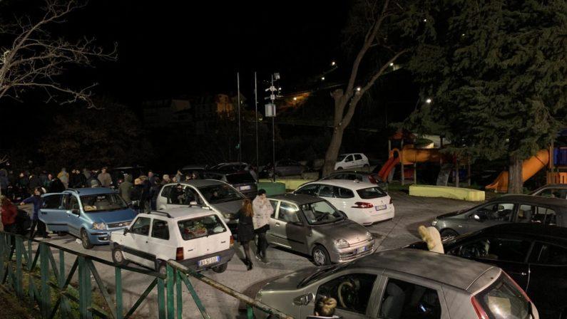 La Presila Catanzarese nel terrore dei terremoti: tre scosse in poco tempo.Ad Albi si dorme in macchina