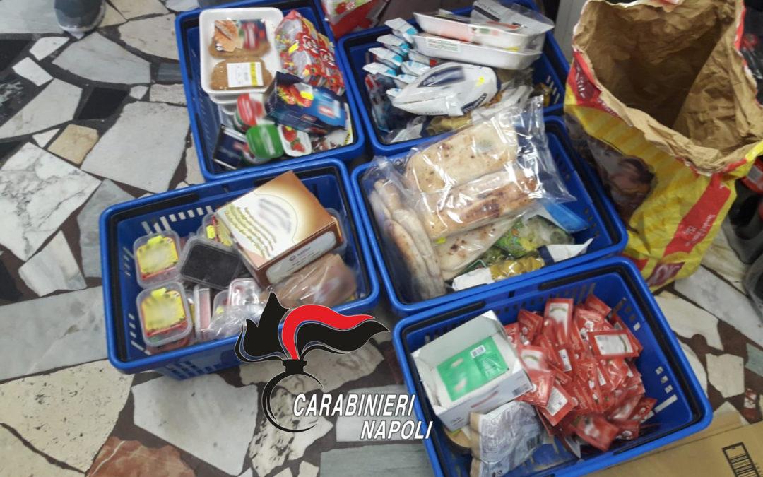 Ischia: sicurezza alimentare. Carabinieri trovano merce scaduta