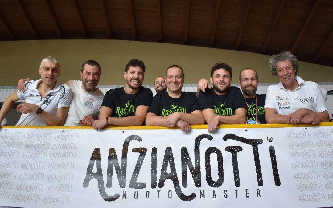 Campionato regionale di Nuoto Master: record e medaglie per gli Anzianotti Cosenza